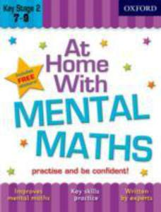 At Home With Mental Maths (7 - 9) - 2839860183