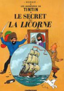 Tintin Le Secret De La Licorne - 2840184835