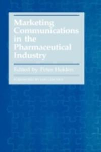 Marketing Communications In The Pharmaceutical Industry - 2840045273