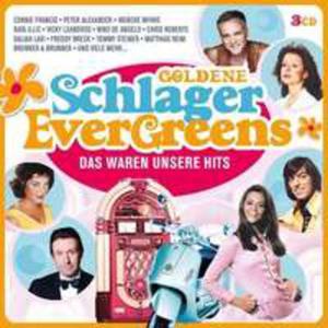 Goldene Schlager Evergree - 2842402148