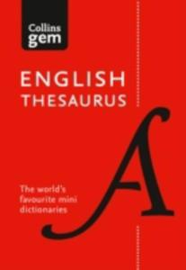 Collins Gem English Thesaurus - 2840849579