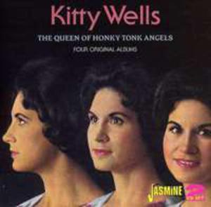 Queen Of Honky Tonk Angel - 2839392699