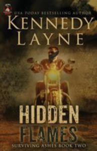 Hidden Flames (Surviving Ashes, Book Two) - 2852932339