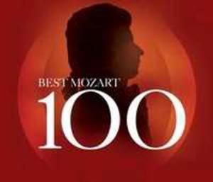 100 Best Mozart - Tv Album - 2839216938