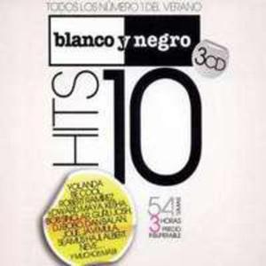 Blanco Y Negro Hits 2010 - 2839402571