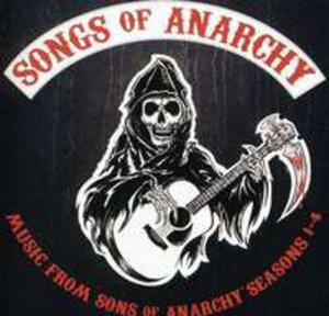 Songs Of Anarchy: From Sons Of Anarchy Seasons 1 - 4 - 2839376767
