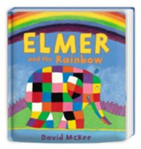 Elmer And The Rainbow - 2848643306