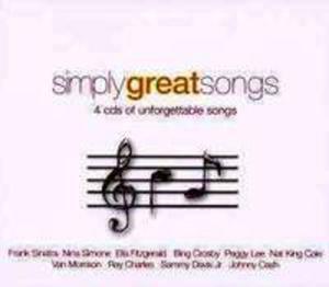 Simply Great Songs - 2839264644