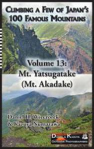 Climbing A Few Of Japan's 100 Famous Mountains - Volume 13 - 2852934456