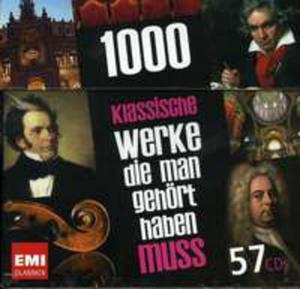 1000 Klassische Werke - 2839353870