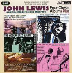 4 Classic Albums - 2849896770