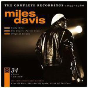 Miles Davis The Complete Recordings 1945-1960 - 2851167861