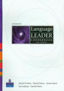 Language Leader Advanced - Coursebook Plus Cd-rom [Ksi��ka Ucznia Plus Cd-rom] - 2839265692