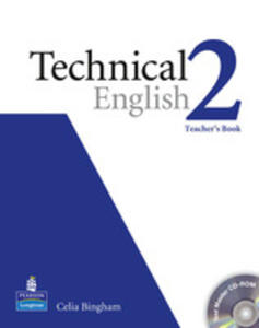 Technical English 2 - Teacher's Book Plus Test Master Cd-rom [Ksi��ka Nauczyciela Plus Test Master Cd-rom] - 2839266065