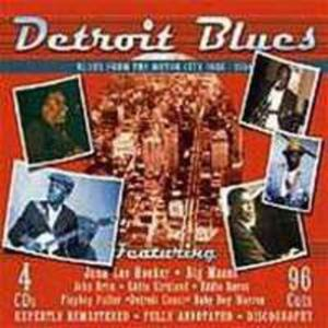 Detroit Blues - 2839340121