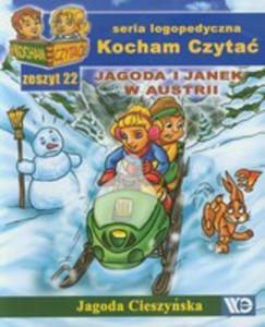 Kocham Czytać Zeszyt 22 Jagoda I Janek W Austrii - 2839291222