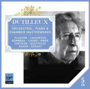 Orchestral, Piano & Chamber Masterworks - 2870077781