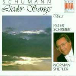 Schumann, Lieder Vol 3 / Op.25 / 40 / 37 / + - 2839222475
