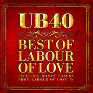 The Best Of Labour Of Love (Cd + Ntsc Dvd) - 2839259985