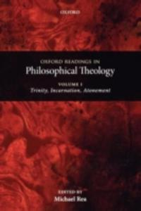 Oxford Readings In Philosophical Theology - 2843694365