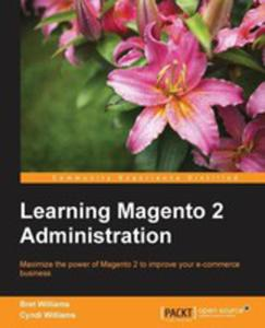 Learning Magento 2 Administration - 2853955745
