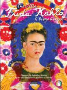 The Little Frida Kahlo & Diego Rivera - 2860100886