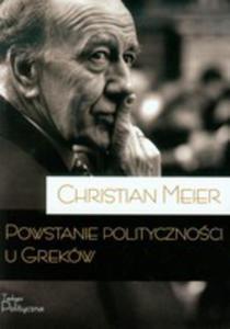 Powstanie Polityczności U Greków - 2876785785