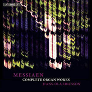 Messiaen: The Complete Music For Organ - 2839254621