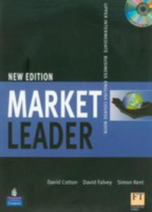 Market Leader Upper Intermediate New Edition - Coursebook Plus Self-study Cd-rom [Książka Ucznia Plus Cd-rom] - 2839265921