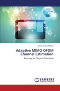 Adaptive Mimo Ofdm Channel Estimation - 2857253437