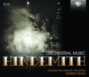 Hindemith: Orchestral Works - 2839333873