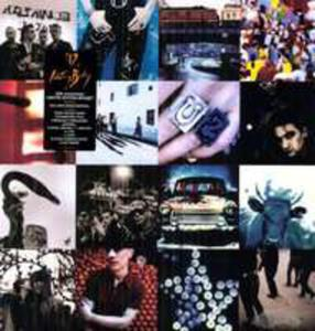 Achtung Baby Super Deluxe Box Ltd - 2849896404