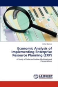 Economic Analysis Of Implementing Enterprise Resource Planning (Erp) - 2857130297
