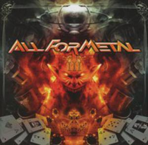 All For Metal 3 - Cd + Dvd - - 2845964929