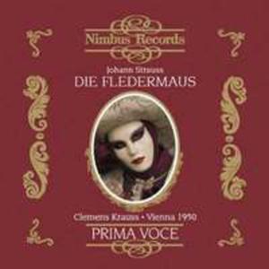 Die Fledermaus / Prima Voce - 2839312928
