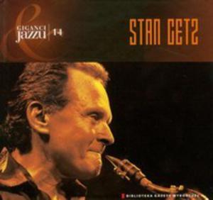 Stan Getz Giganci Jazzu 14 (Płyta Cd)