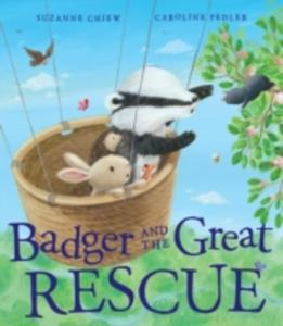 Badger And The Great Rescue - 2860411059