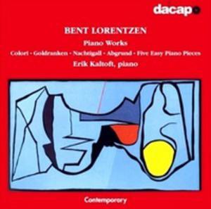 Lorentzen: Piano Works - 2839266602