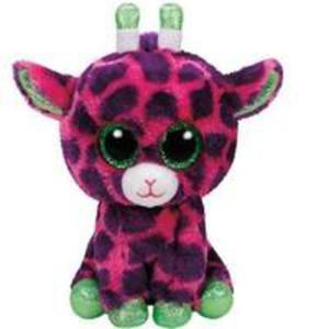 Ty Beanie Boos Gilbert - Różowa Żyrafa 15 Cm - 2848638898