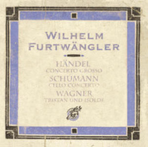 Concerto Grosso / Cello Concerto / Tristan Und Isolde - 2839281239