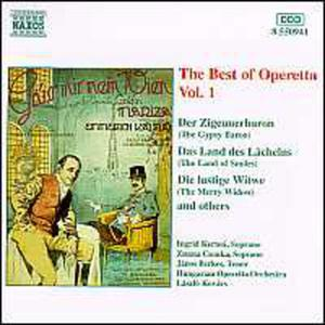 The Best Of Operetta Vol.1 - 2839193603