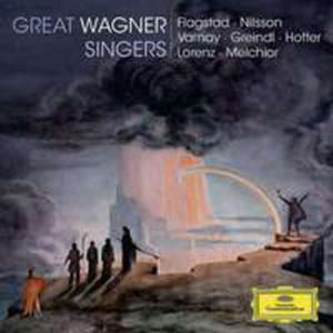 Great Wagner Singers - 2839319205