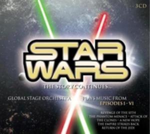 Starwars The Story . . . - 2839498686
