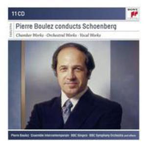 Pierre Boulez Conducts Schoenberg - 2839310893
