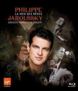 La Voix Des Reves - Greatest Moments In Concert - Limited - 2839294878