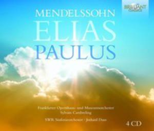Mendelssohn: Elias & Paulus - 2848997986