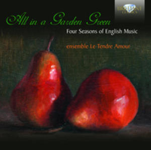 All In A Garden Green: Four Seasons Of English Music - 2839284142