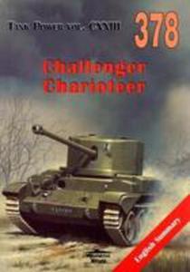 Challenger. Charioteer. Tank Power Vol. Cxxiii 378 - 2846718348