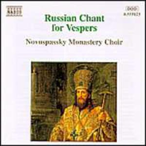 Russian Chant For Vespers - 2839193793