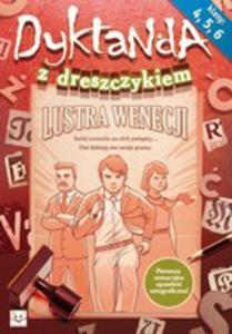 Dyktanda Z Dreszczykiem Lustra Wenecji Dla Klas 4-6 - 2856349671